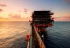 קידוח גז ימי