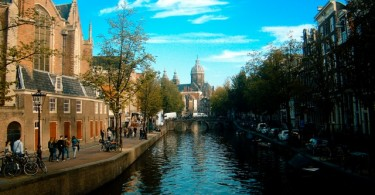 טיול באמסטרדם